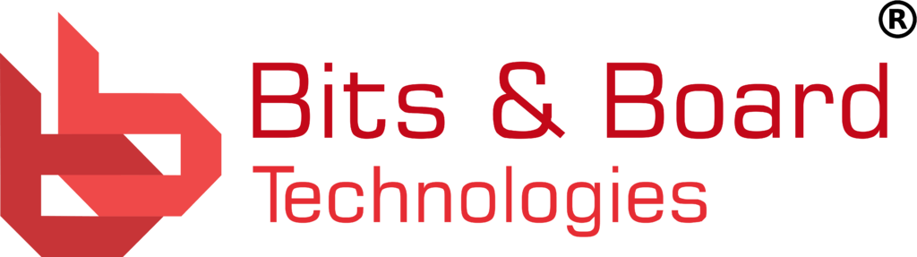 Bits and Board | #LetsBEGIN | Gandhinagar | Electronic Controllers | Internet of Things – IOT | Digitizing Analog Systems Logo